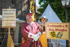 Der Herr von Weinsberg oder Erklärbär